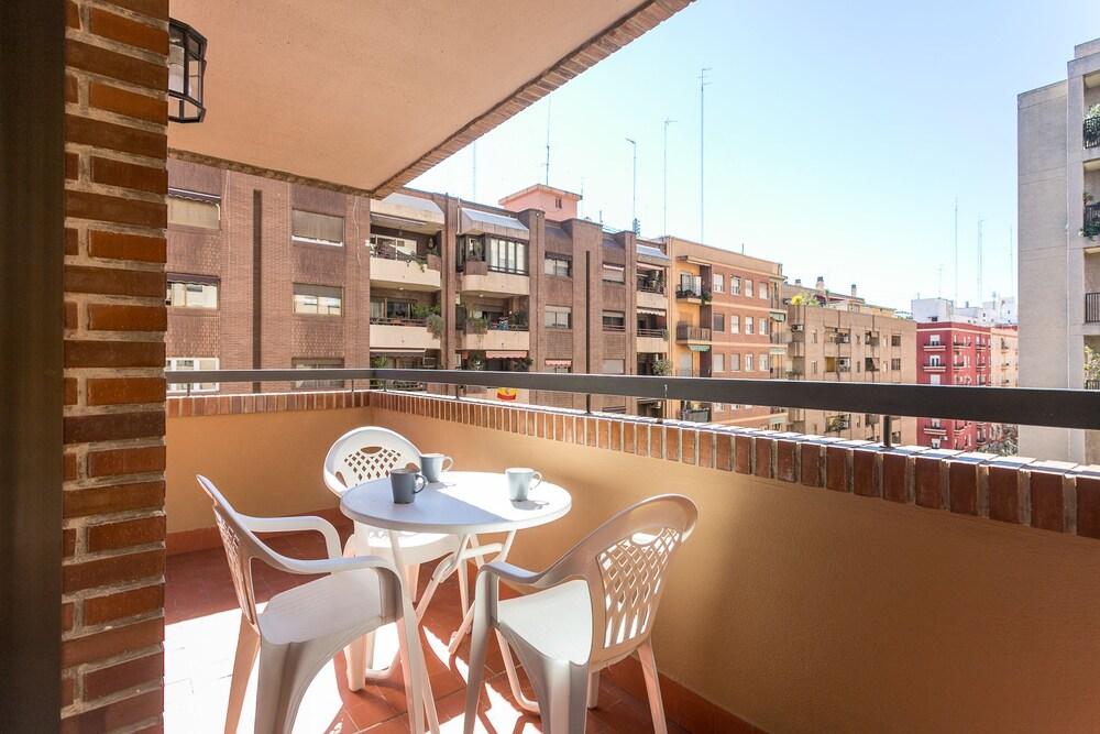Apartup Mestalla Home