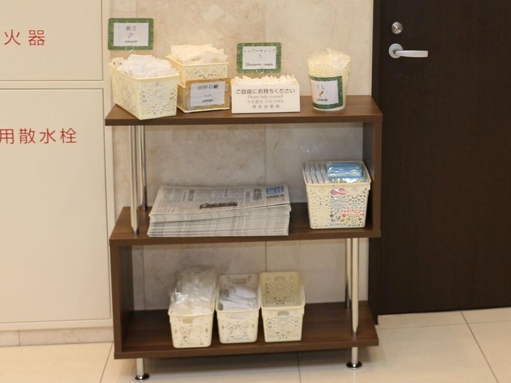Gallery image of Toyoko Inn Shin shirakawa Ekimae