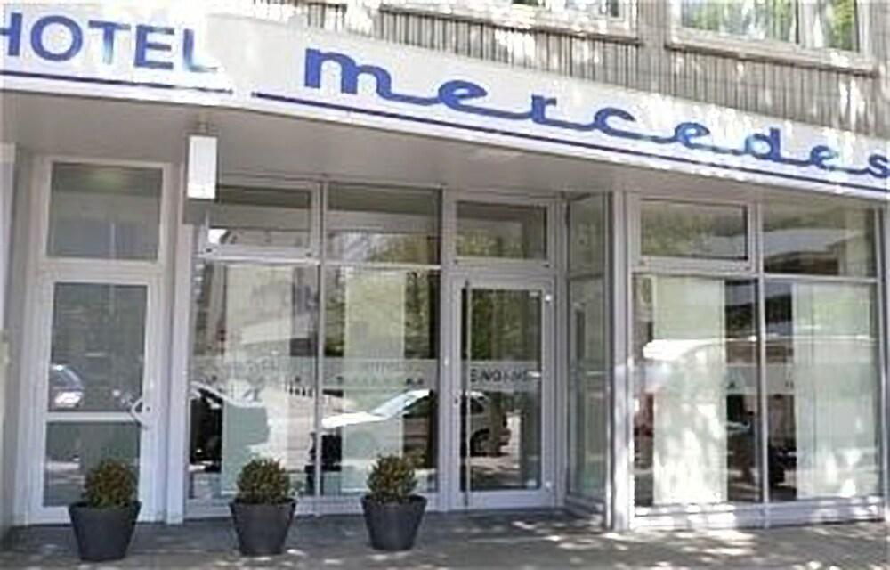 Hotel Mercedes Hamburg
