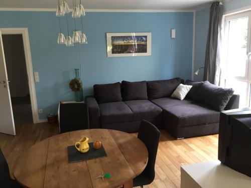 Apartment Nahe Villenviertel