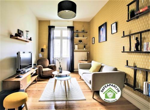 Appartement de luxe Strasbourg
