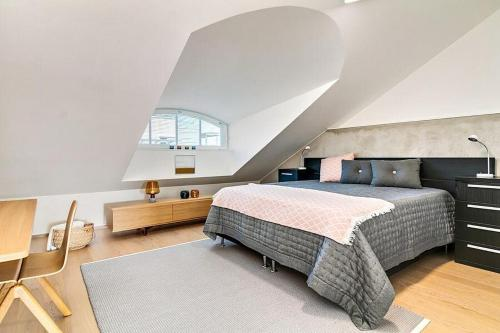 Nordic Design Penthouse with Super Location