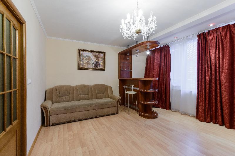 Kiev Accommodation Apartments on Vladimirska st.