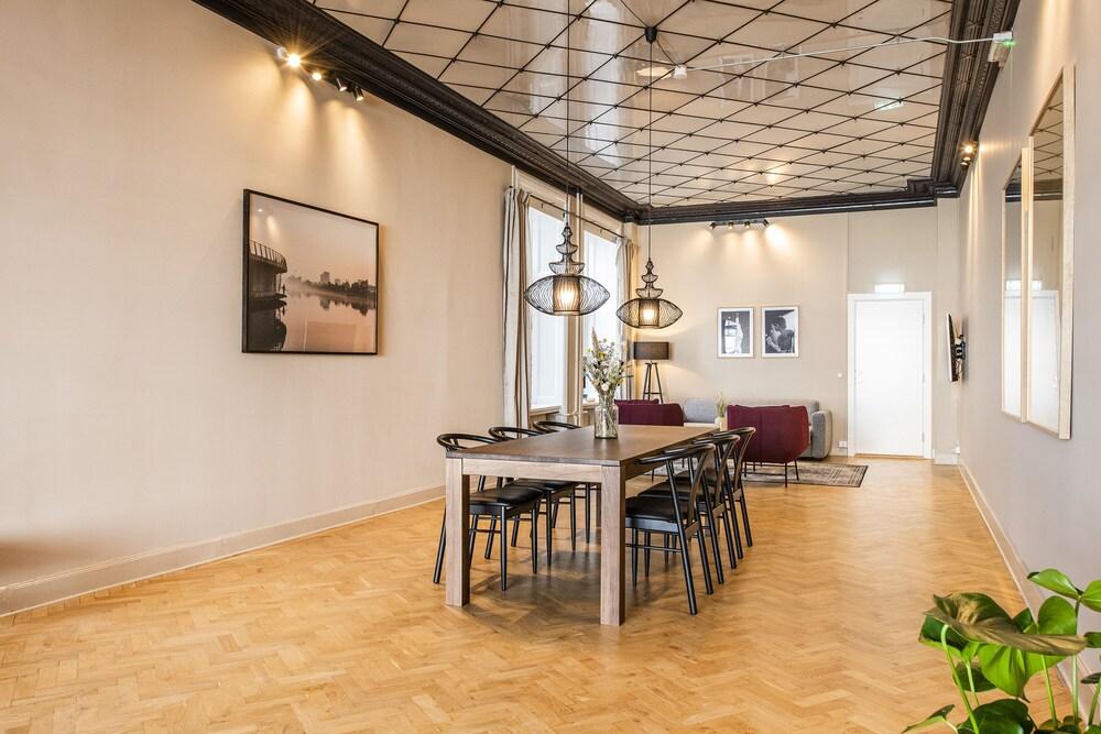 Huge luxury apartment by Kgs. Nytorv
