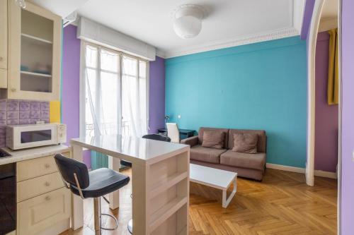 Welkeys Lamartine Apartment