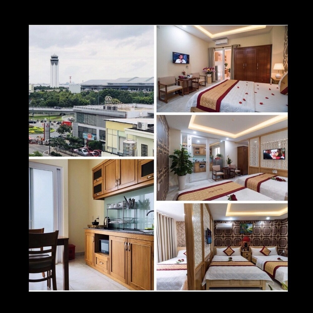 Doha 1 Hotel Saigon Airport