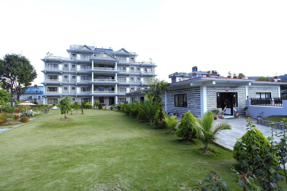 Gallery image of Hotel Crown Himalayas