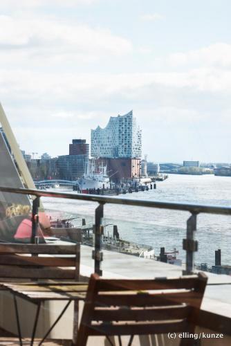 Hamburg Hafenblick