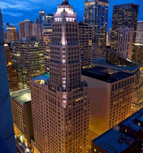 Randolph Towers Historic Beauty in the South Loop