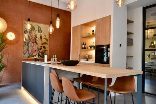 Fantastisch mooi appartement Ruzafa compleet nieuw