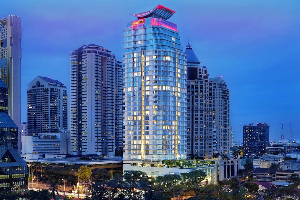 Sathorn Vista Bangkok Marriott Executive Apartments