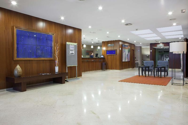 NH Ciudad de Valencia Hotel