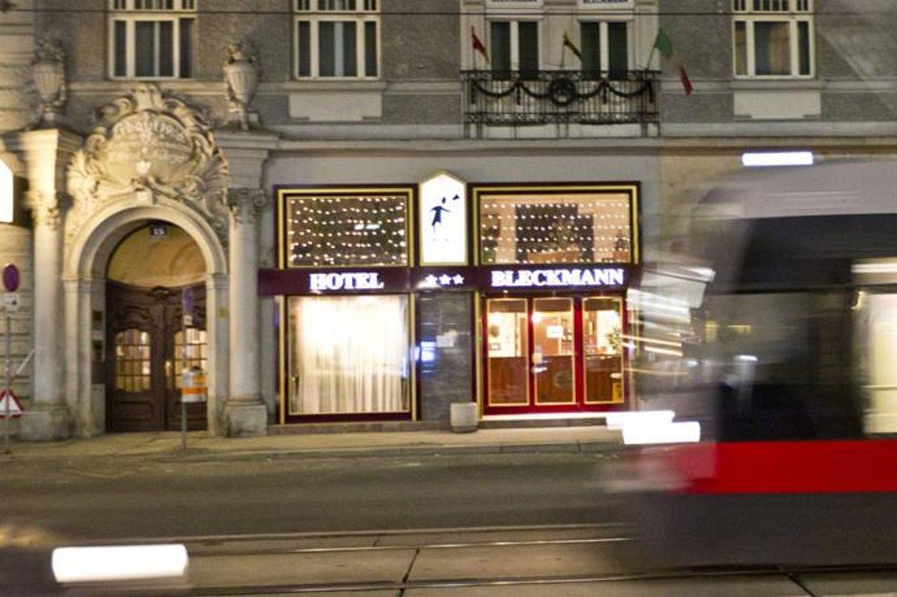 Pension Bleckmann Hotel (پانسیون بلکمان هتل)