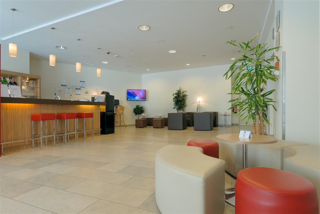Best Western Hotel City Ost (بست وسترن هتل سیتی اوست) Hotel Lobby