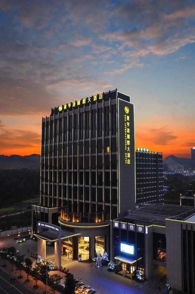 Baohengda International Hotel Shenzhen