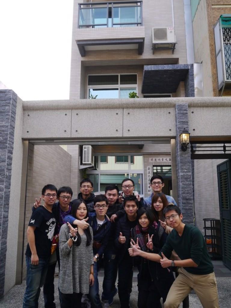 S & P House