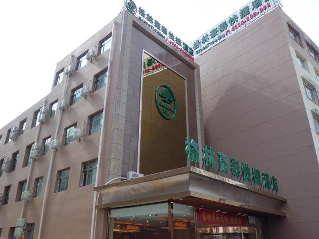 GreenTree Alliance TianJin BeiChen District JingJin Highway NanCang Br