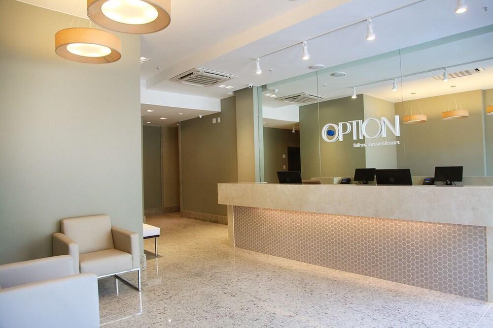 Option Full Service Residence
