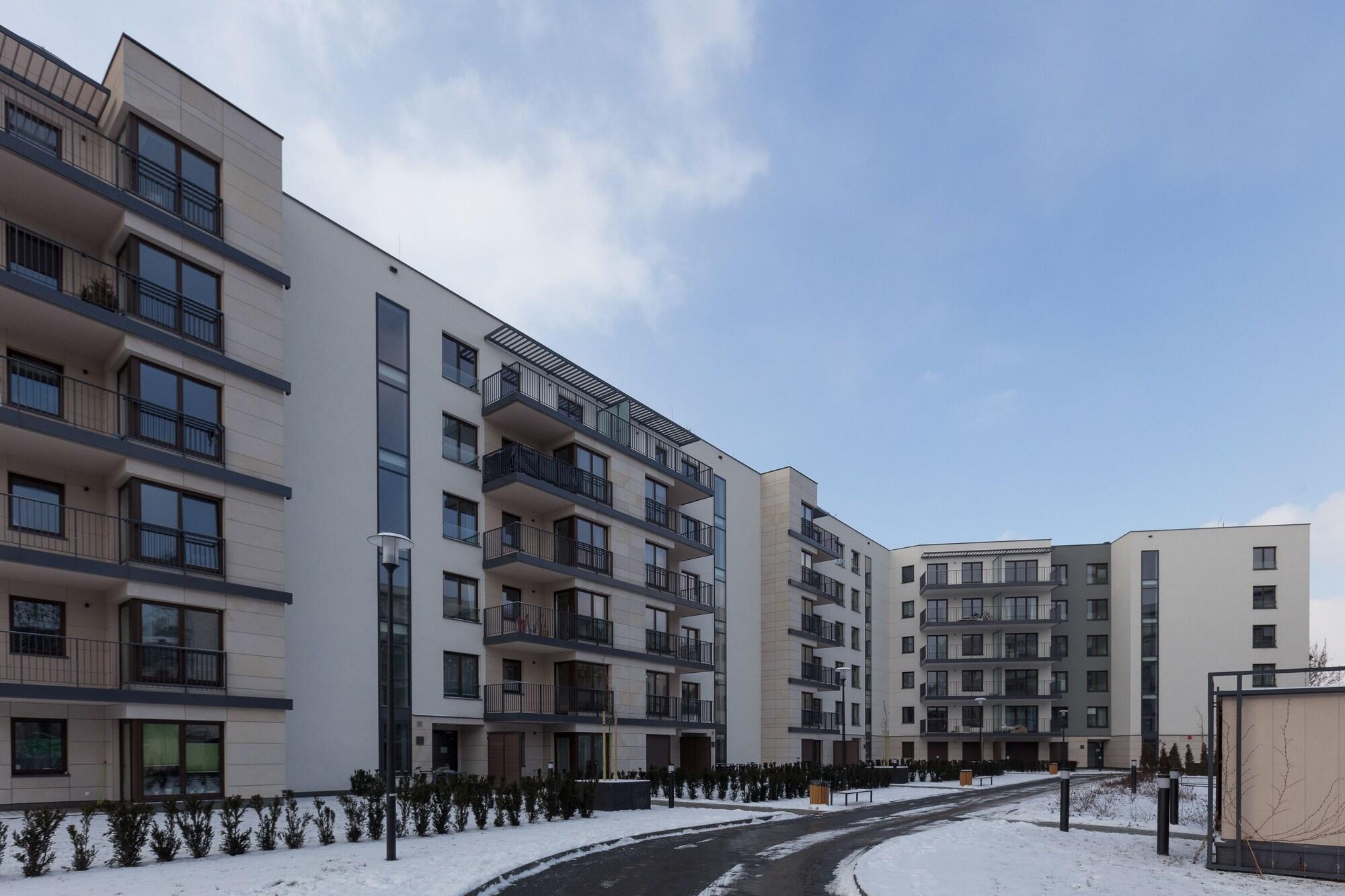Rentplanet Apartamenty Przedwiosnie