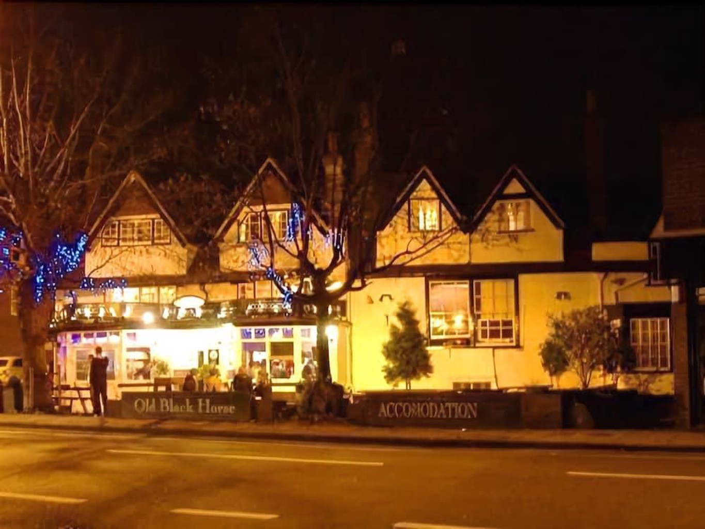 The Old Black Horse Inn