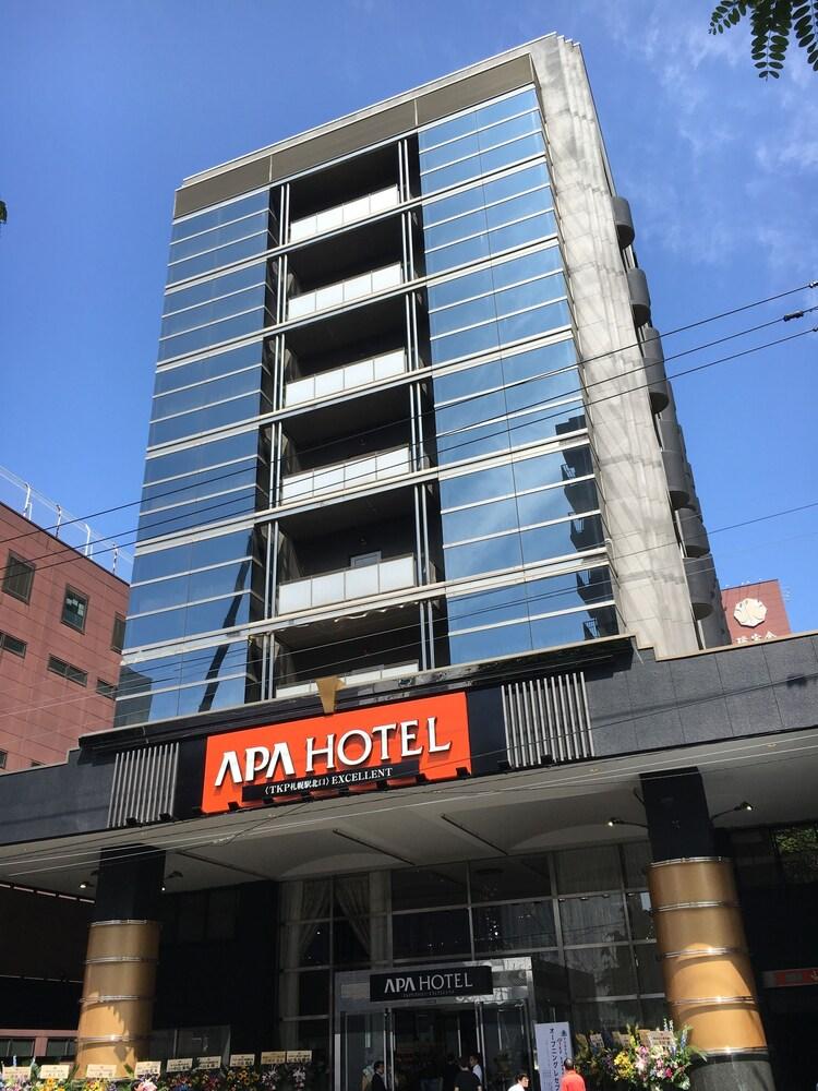 Apa Hotel Tkp Sapporo Ekikita Excellent