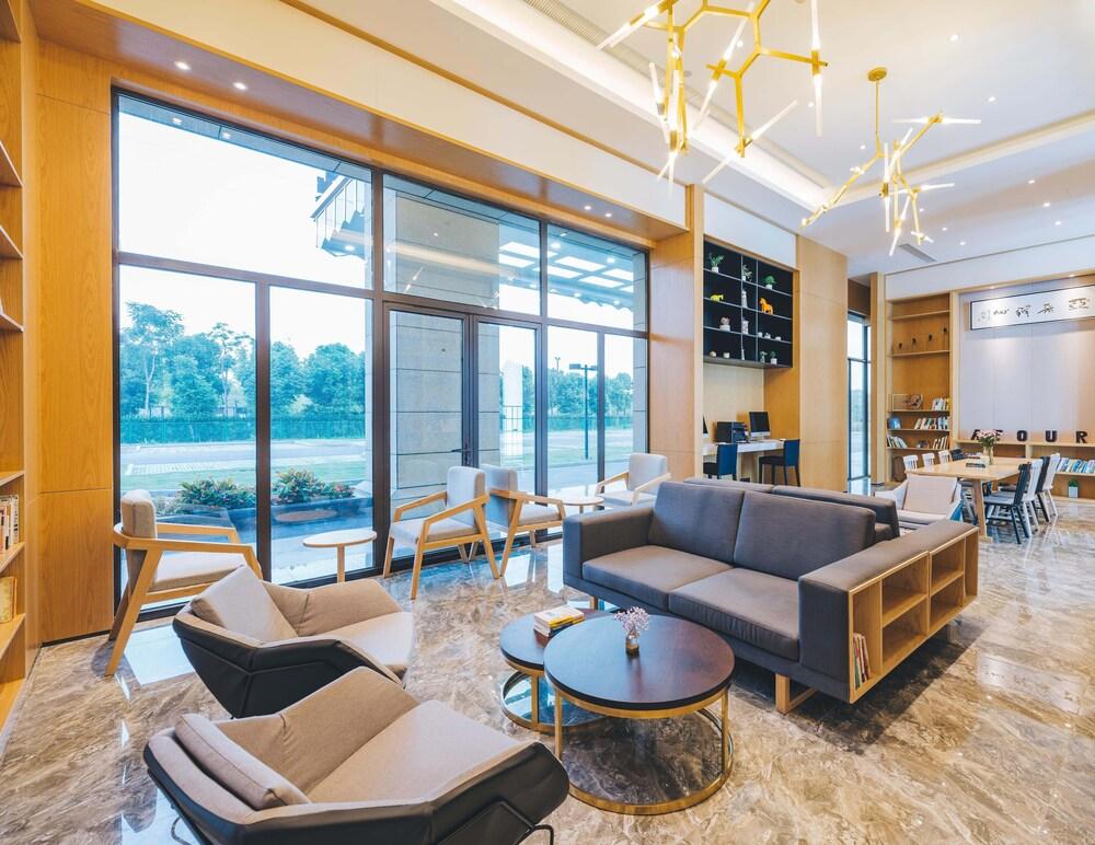 Atour Hotel Railway Station Taiyuan St Shenyang