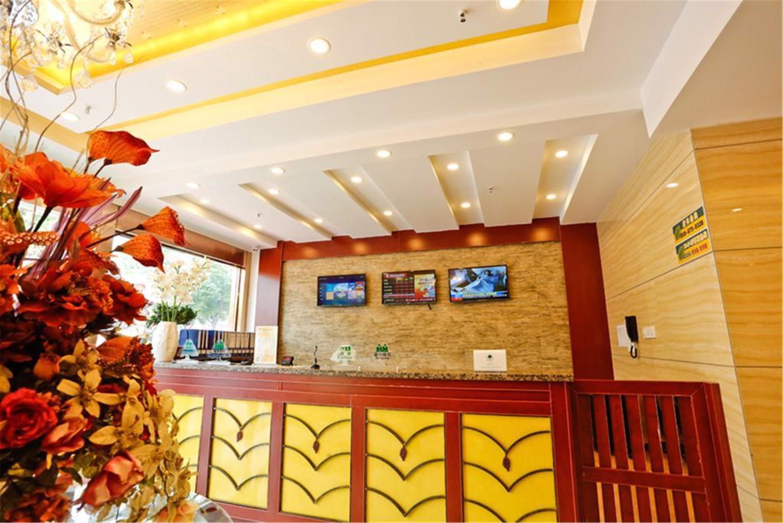 Greentree Inn Tianjin Binhai New Area Taida