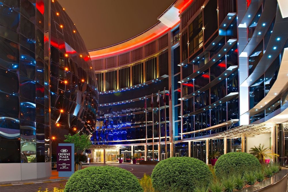 Crowne Plaza Doha The Business Park