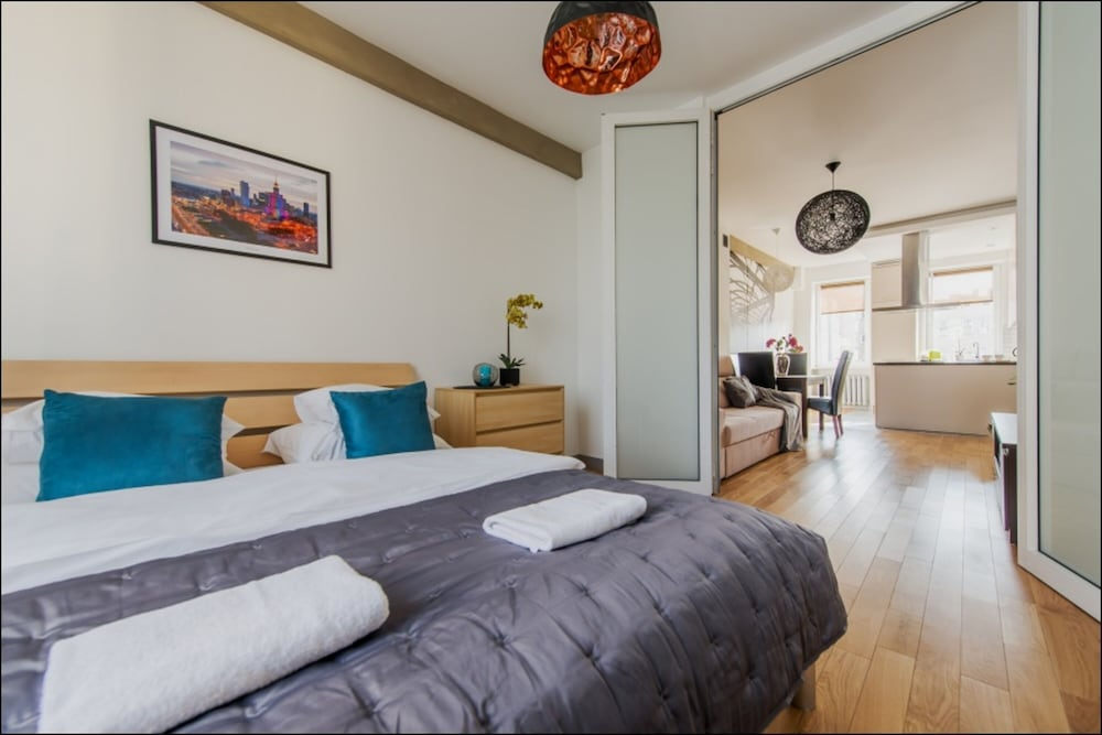 P&O Apartments Chmielna 1