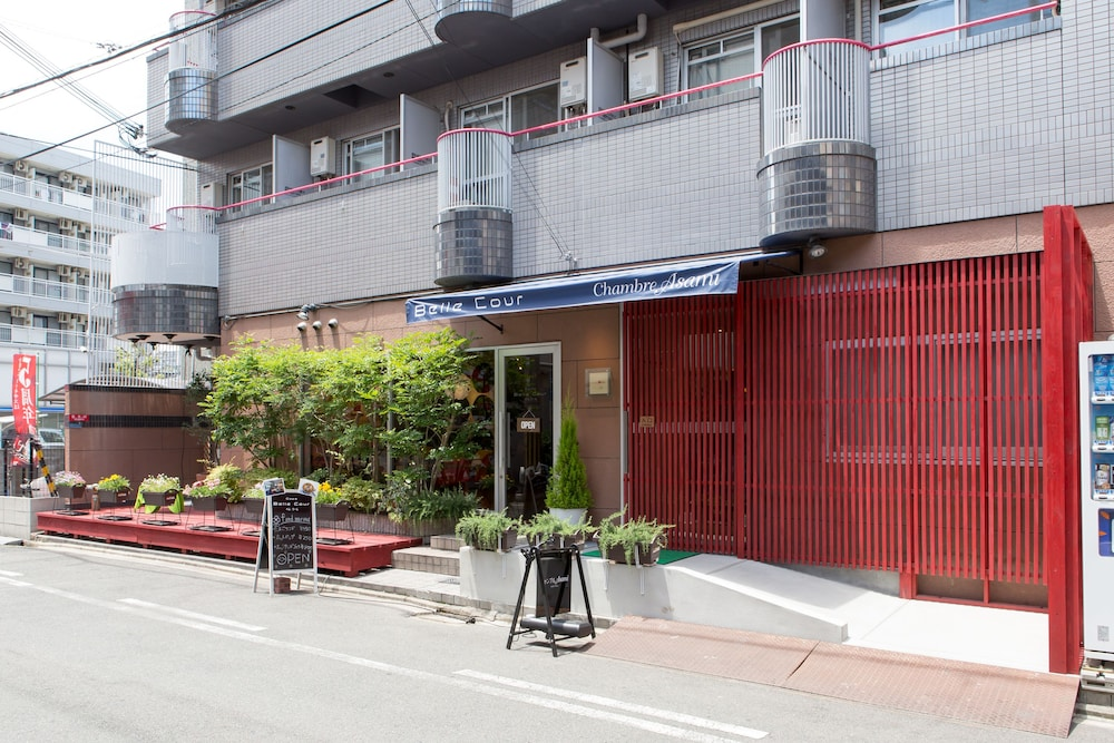 Hotel Chambre Asami