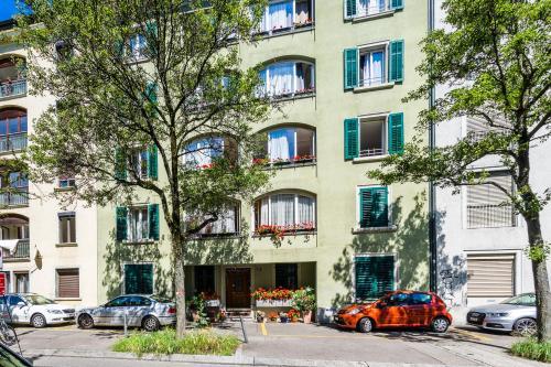 Attic Apartment Zurich