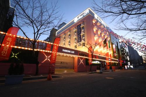 February Stay Gangseo
