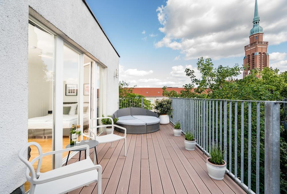 Apartments Choriner Strasse