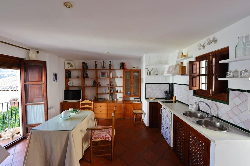 Apartment With one Bedroom in Granada With Wonderful City View Balcony and Wifi 50 km From the Slopes