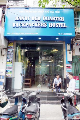Hanoi Old Quarter Backpackers Hostel