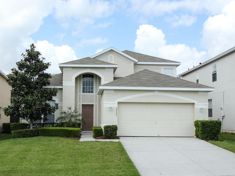 Villa 7757 Basnett Circle Windsor Hills Orlando