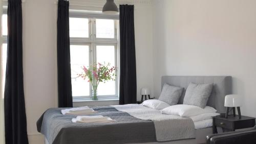 Spacious Three bedroom Apartment in the Iconic Historical Part of Copenhagen