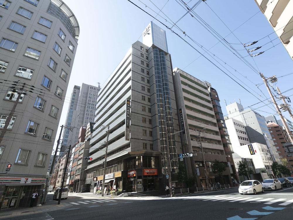 Apa Hotel Osaka Tanimachi