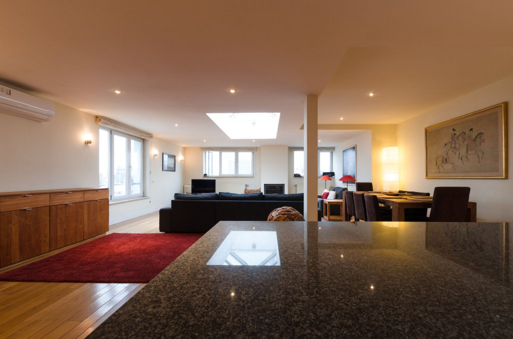 Grand Place Lombard Penthouse