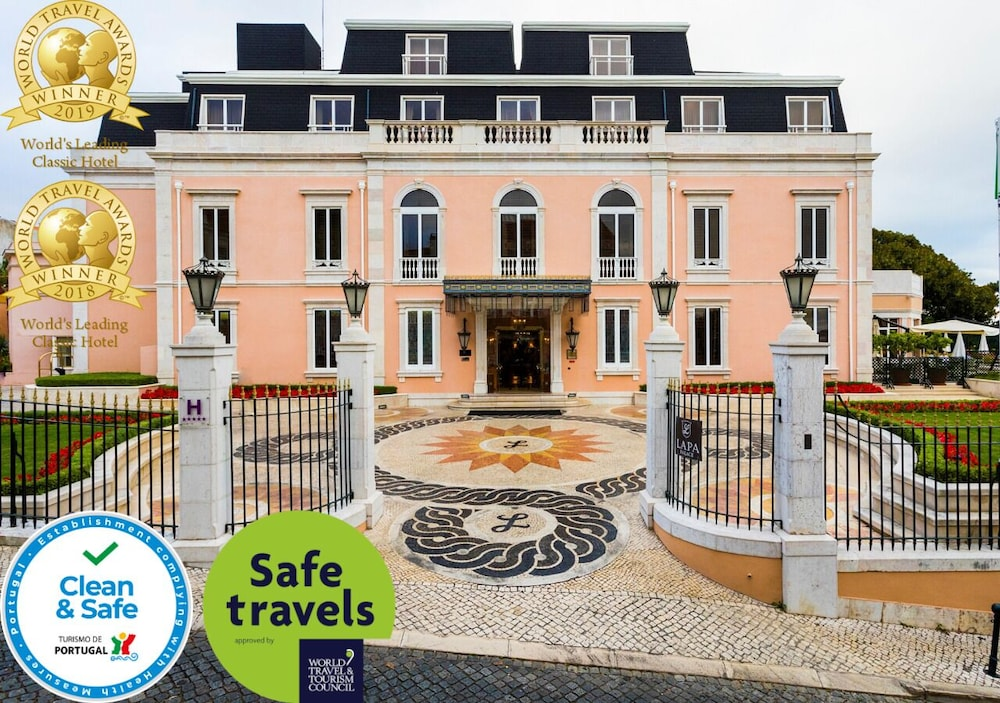 Olissippo Lapa Palace The Leading Hotels of the World