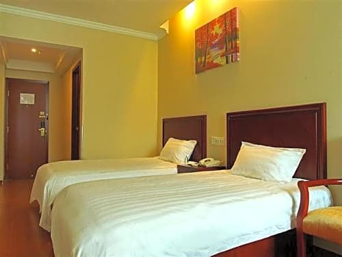 Greentree Inn Jilin Changchun Furun Family Express Hotel