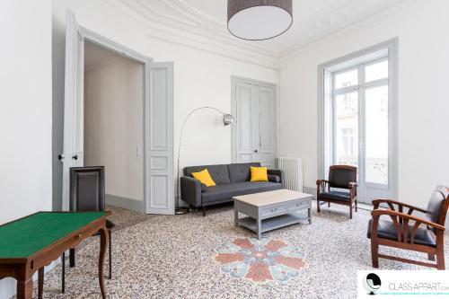 Grand appartement T3 contemporain & lumineux au coeur de l'écusson Class Appart