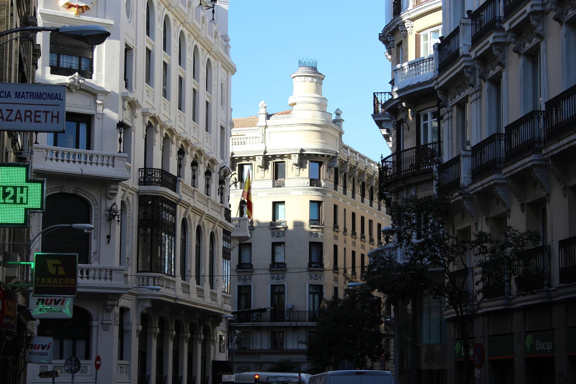 Scity Madrid Apartamentos