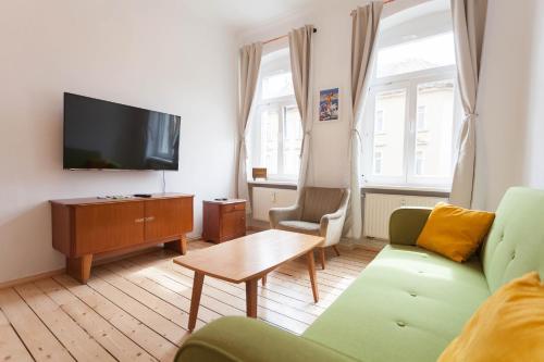 Retro Chic Apartment in Leutzsch