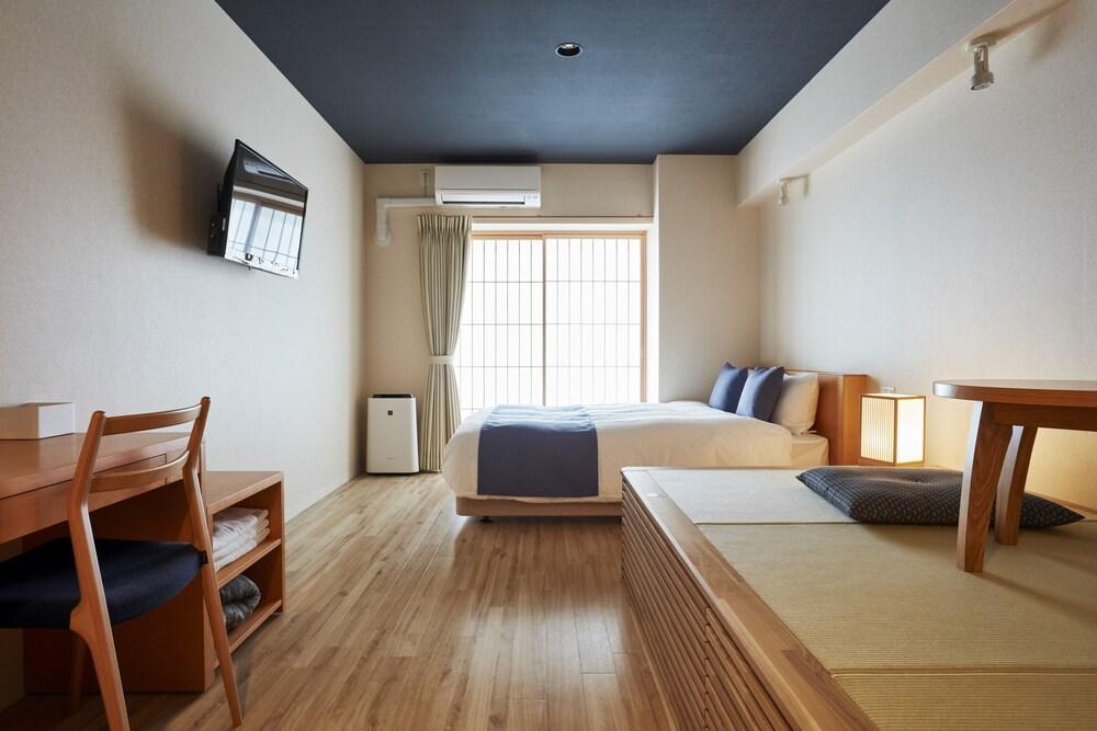 Residential Hotel Hare Shin Osaka