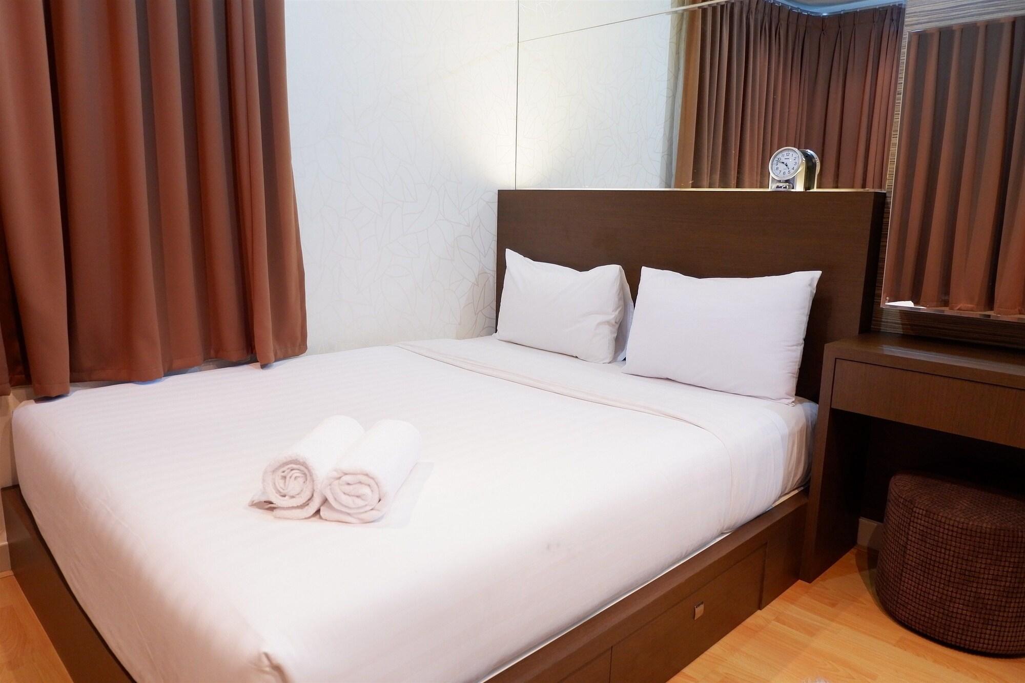 Strategic 2BR Apartment Sahid Sudirman Residences