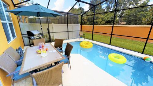 Bella Vida Resort 4 Bedroom Vacation Townhome with Pool 1506