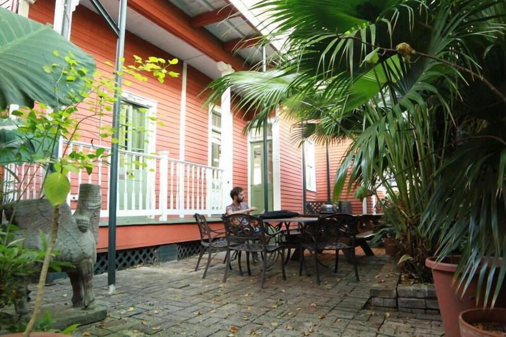 IHSP French Quarter Hostel