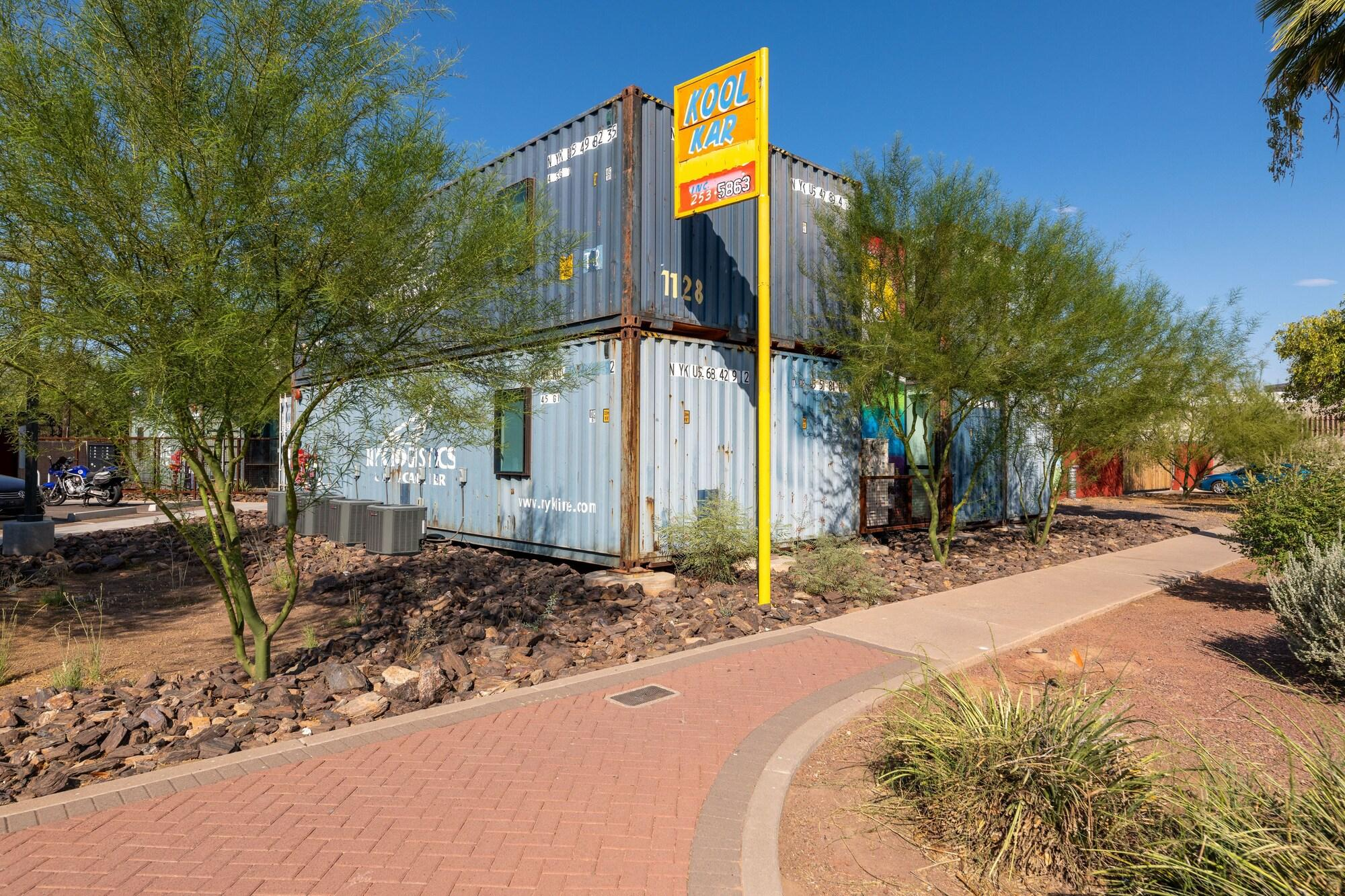 1BR Cargo Container by WanderJaunt