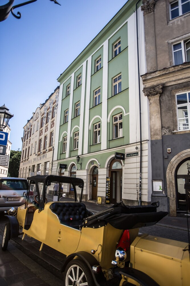 Luxury in the Heart of the Old Town